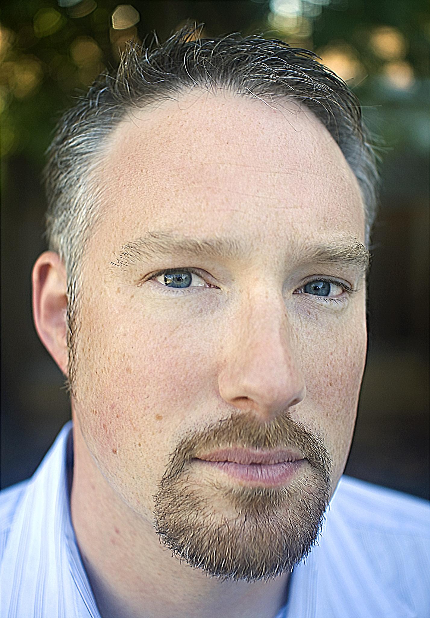 Author photographs mark coggins