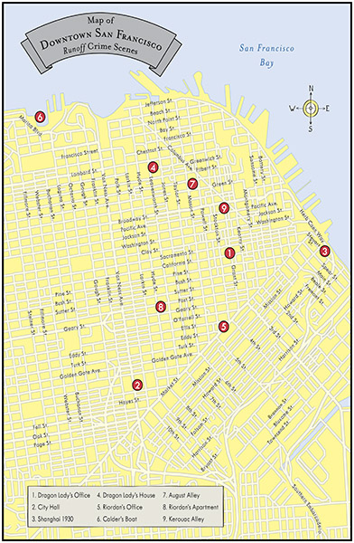 Runoff Crime Map