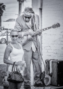Bluesman and the Blonde - Mark Coggins Photography